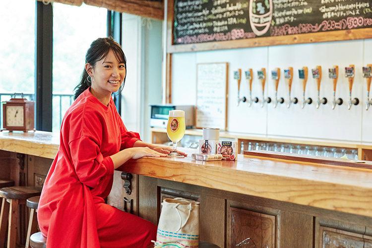 永尾まりやの 夏を楽しむクラフトビール旅in伊豆