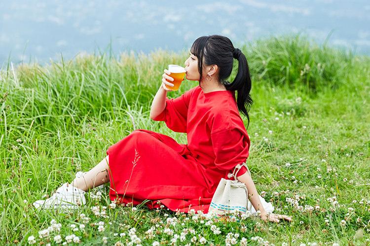 夏を楽しむクラフトビール旅in伊豆 【永尾まりやさんインタビュー】