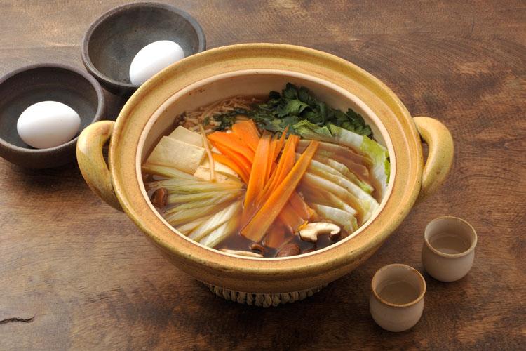 新たな鍋の新定番!?酒鍋でさらに日本酒を楽しもう!② 「牛すじこんにゃく酒鍋」