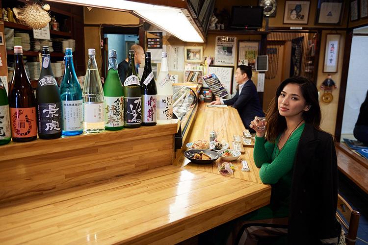 野波麻帆さんが新しい冬旅スタイルを発見! 新潟で本気の日本酒旅