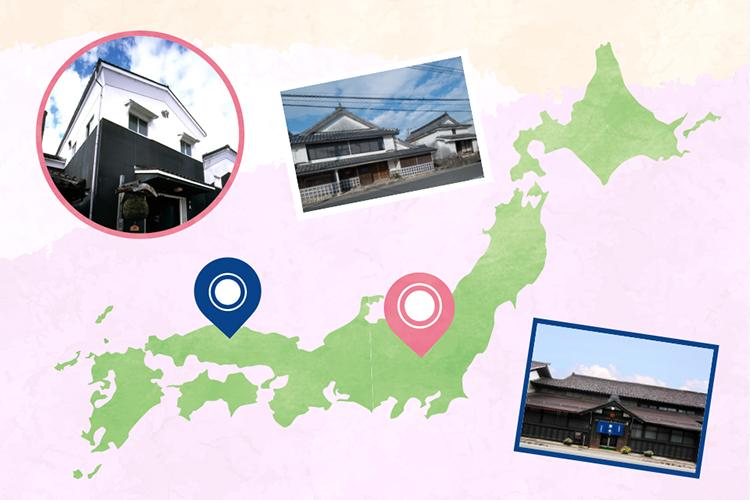 酒蔵数の多い都道府県、上位10位までを詳しく紹介! 全国の酒蔵マップ
