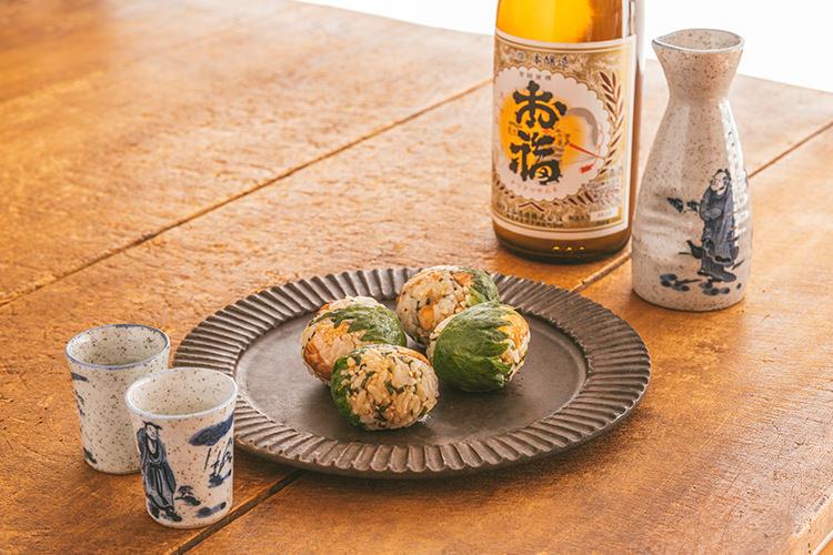 \缶つまを使って簡単アレンジ/ 日本酒と味わいたい とっておきおつまみ④