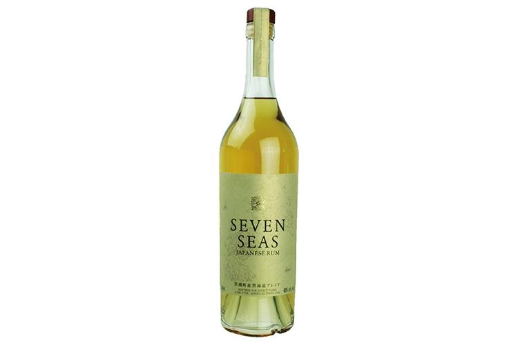 SEVEN SEAS GOLD/菊水酒造